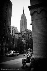 Menage a trois  in NYC