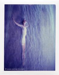 fille a la croix by SomarM