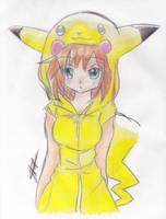 PikaGurl by jeff7744