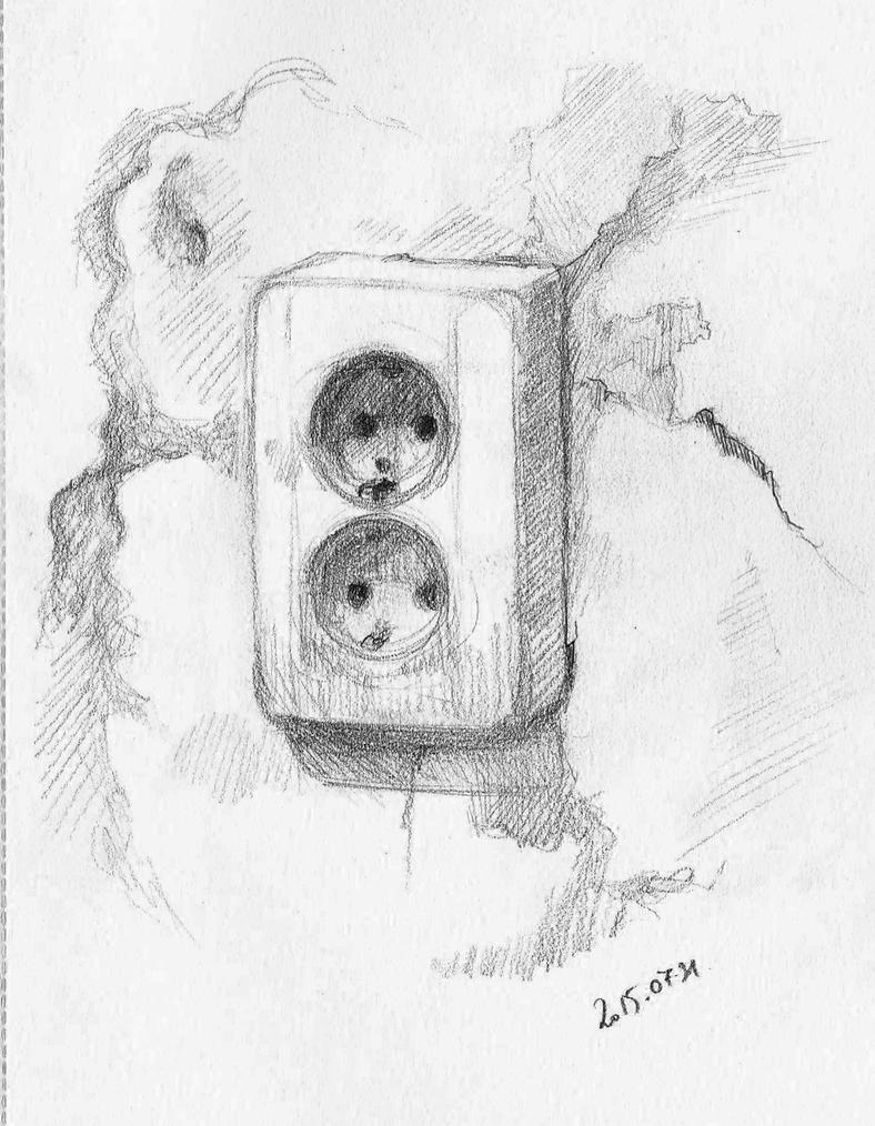 Daily sketch 2015.07.31. by Feleri