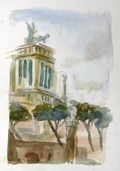 Rome by Feleri