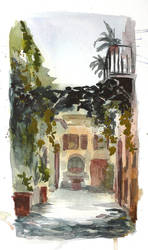 Rome, Trastevere 1 by Feleri
