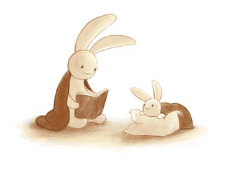 Reading time by Feleri