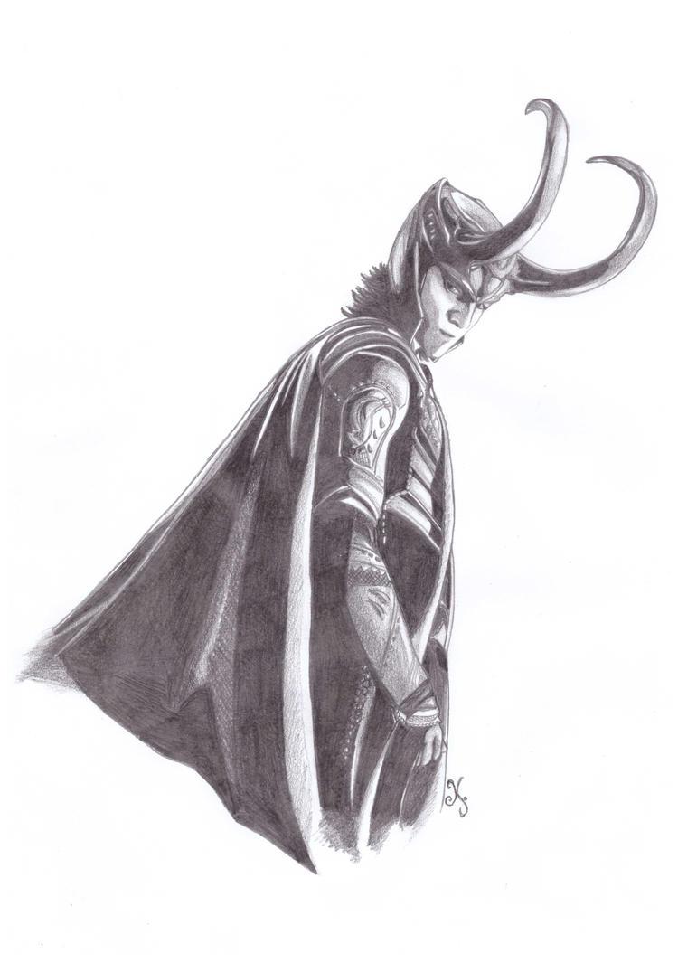 Loki by KjnsArts