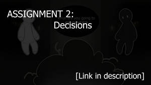 [DAMMED ASSIGNMENT] Decisions