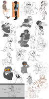 DAMMED that's a lot of sketches 11