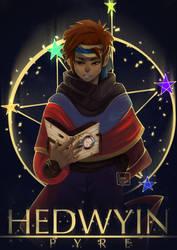 Hedwyn by cosmicguts