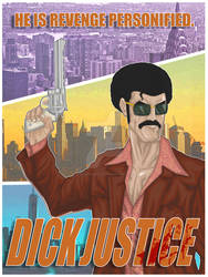 Dick Justice ( Color )