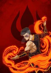 Adult Zuko from Avatar