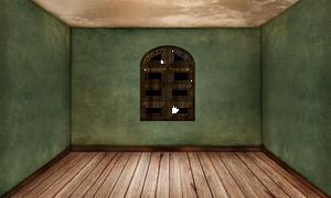 empty room with window - 3D 01