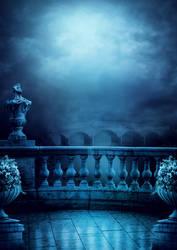 mystic - gothic 01 - premade background by Dark-WorkX