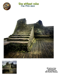 Old stone stairs - PNG by Dark-WorkX