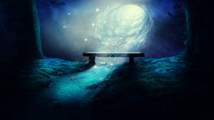 Way into the Unknown - Premade background