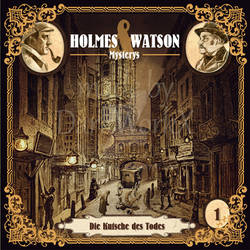 Cover Audiobook Sherlock and Holmes