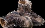 hiking boots - CC0 - PNG by Darkmoon-Art-de