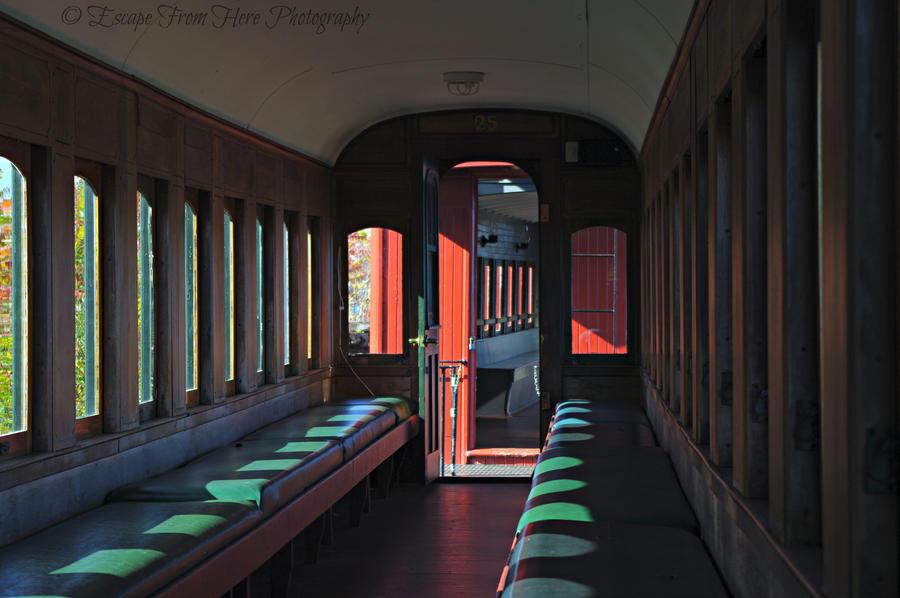 The Train Ride by jltrafton