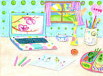 CHEERFUL, HAPPY, SUNSHINY DESKTOP!