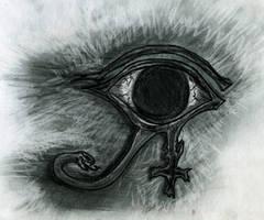 The Eye of Horus by Skandinav666