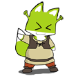 Shrek Pyong by Aguilera87