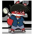 Detective Conan Pyong by Aguilera87