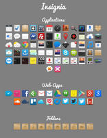 Insignia Icon Theme by bokehlicia