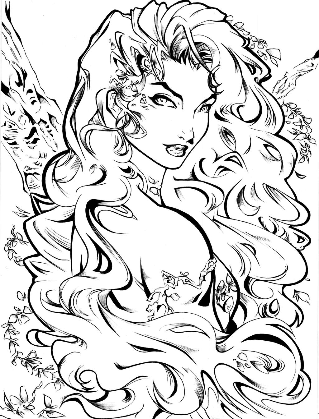 poison coloring pages - photo#14