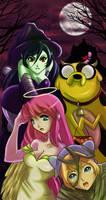 Halloween Adventure by ArtCrawl