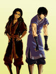 06 Wearing Each Other's Clothes: Zutara