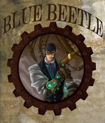 Steam Blue Beetle