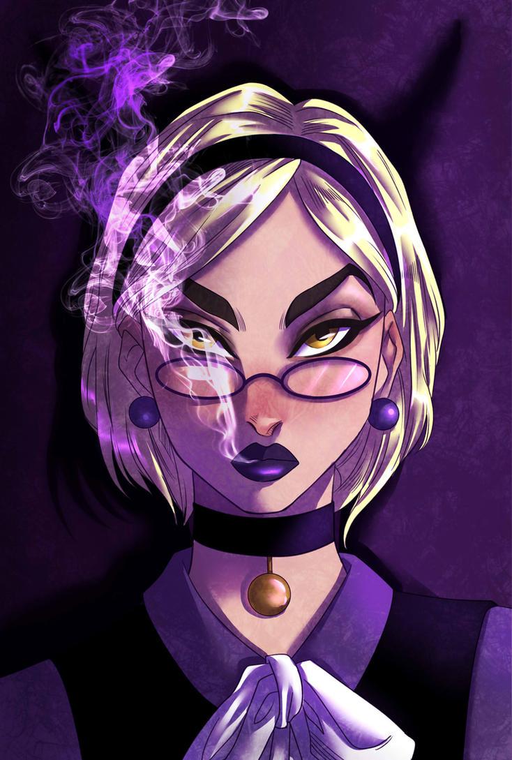 Ms. Solomon by ArtCrawl