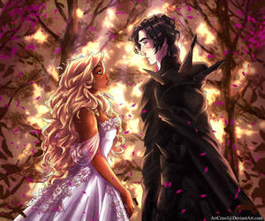 Hades and Persephone by ArtCrawl
