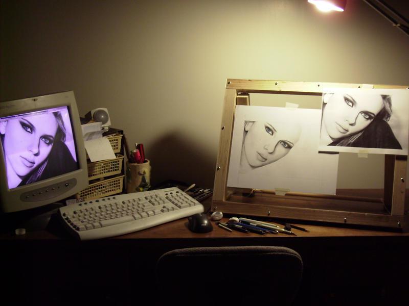desktop by angelhitsground