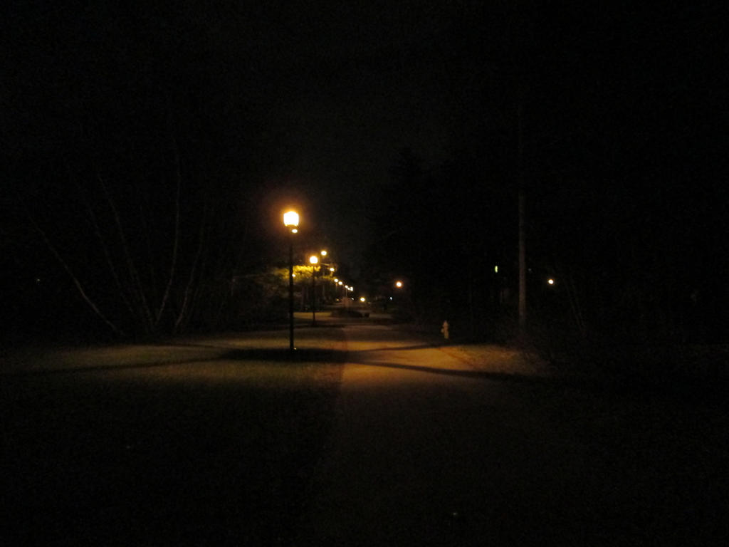Dark Road By Thekerbalflyer