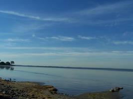 Lake Saint Louis - Panoramic 1 by Hermit-stock