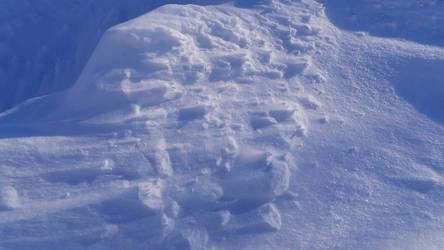 snow mountain illusion 1 by Hermit-stock