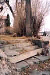 Crumbling Corner Stairs