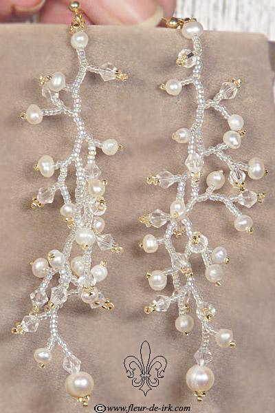 very long earrings e620 by fleurdeirk on deviantart