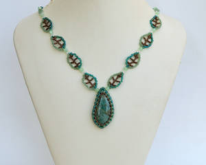 Young druid necklace N1509