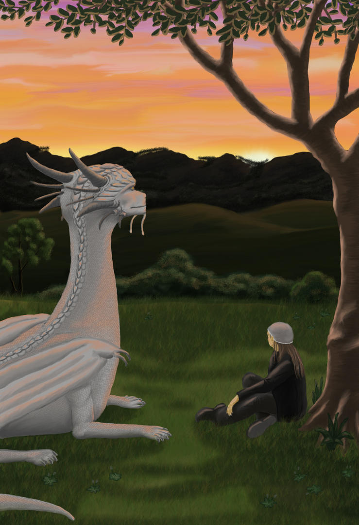 Dragon And Me By Shadowjewel On Deviantart