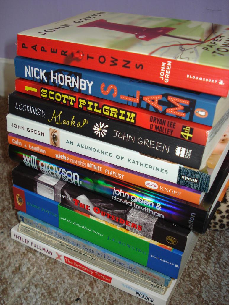 Books by DaSporkQueen