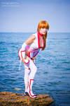 Dead or Alive Kasumi cosplay 7