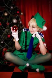 Hellsing Schrodinger Christmas 16
