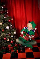 Hellsing Schrodinger Christmas 17