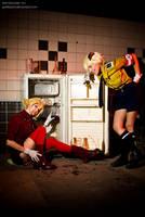 Hellsing Schrodinger 16 by grellkaLoli