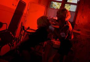 Hellsing Schrodinger 18 by grellkaLoli