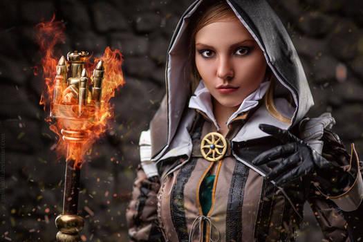 Grellka-LOLI Witcher Cynthia