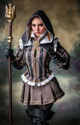 Grellka-LOLI Witcher Cynthia 3