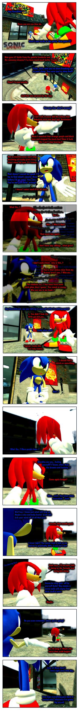 Sonic Lament 16 by Illuminationz