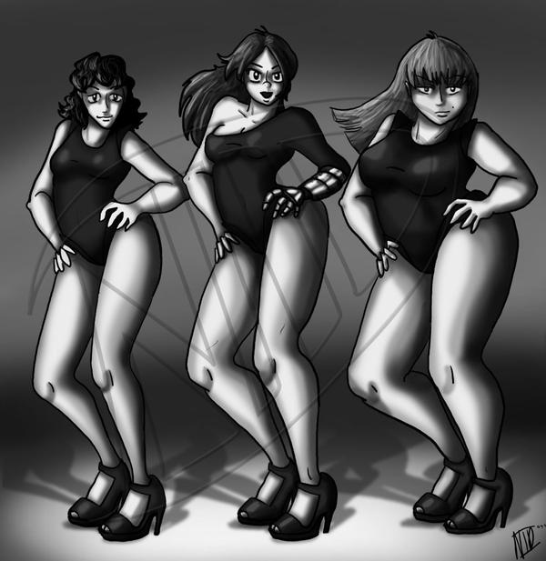 All the Single Ladies by Tempest-Lavalle