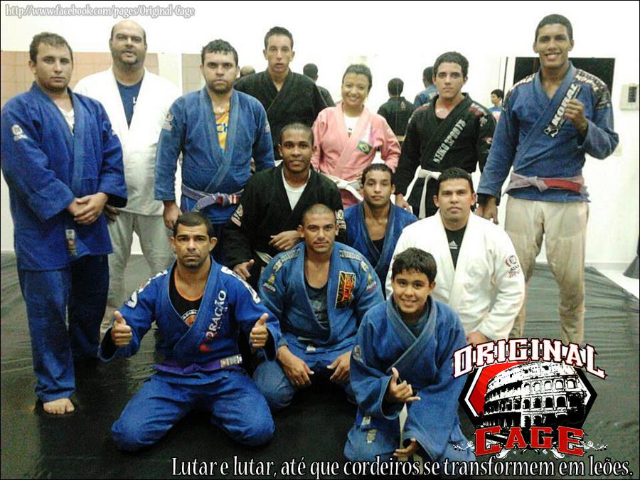 Brazilian Jiu Jitsu by AiOrT